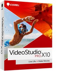 Corel VideoStudio Pro X10 Crack With Serial Key Latest Is Here!