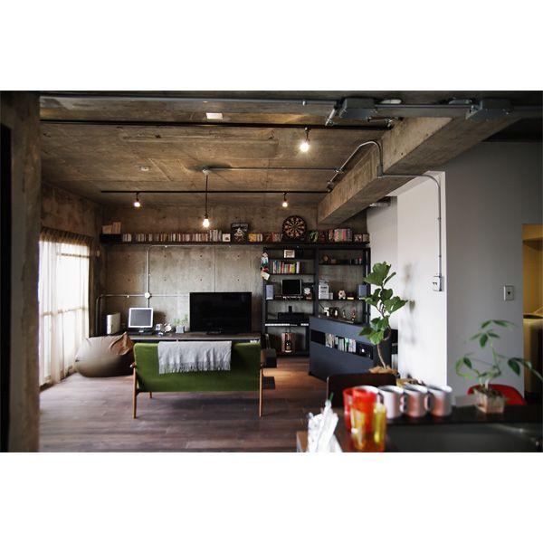 施工事例05 - 名古屋市名東区 マンションリノベーション|名古屋のリノベーション専門サイト by EIGHT DESIGN
