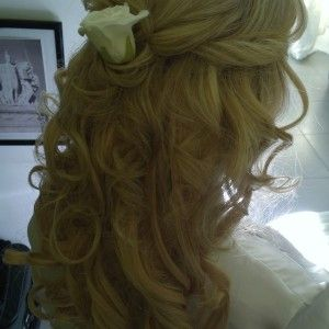 homecoming hair styles 19 best half up half wedding hairstyles in rome italy 1035