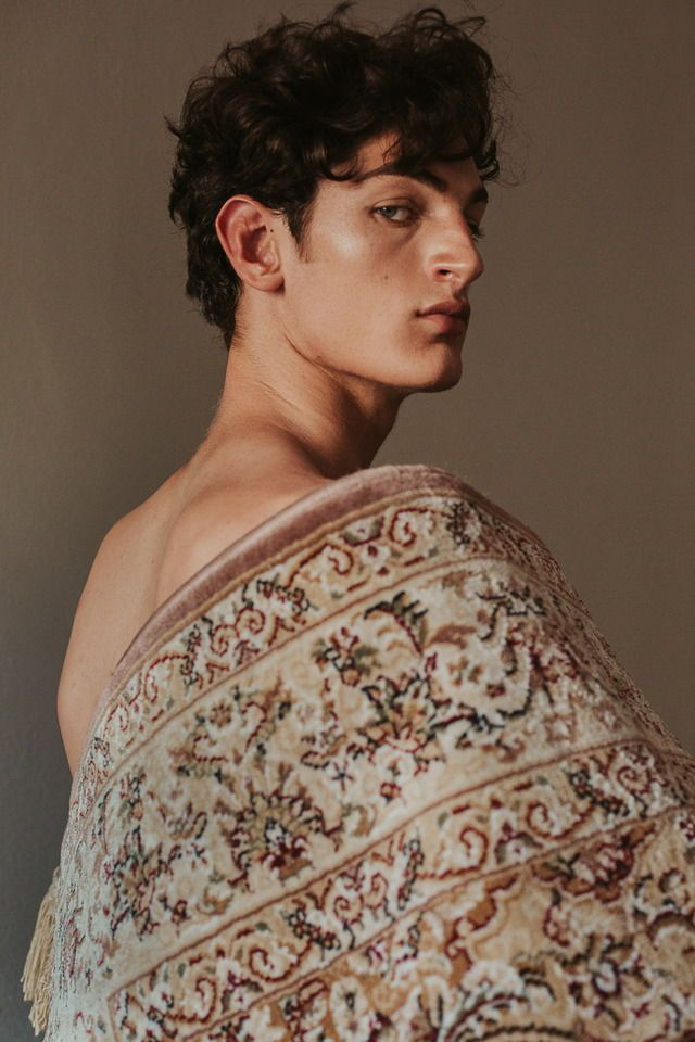Aaron Shandel by Michael Oliver Love for Victor Magazine