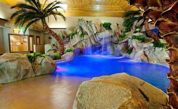 Stunning Indoor Swimming Pool York Pa Indoorswimmingpooideas Indoorswimmingpooidesign Luxuryindoorswi Luxury Swimming Pools Indoor Swimming Pools Cool Pools