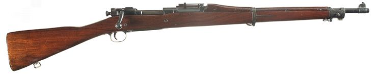 Springfield M1903 Bolt Action Rifle