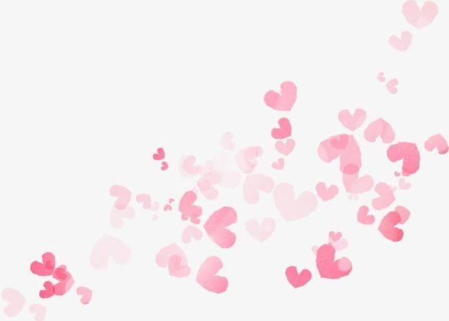 Floating Pink Hearts Png Floating Floating Clipart Floating Clipart Floating Heart Heart Rose Flower Wallpaper Theme Dividers Instagram Flower Wallpaper