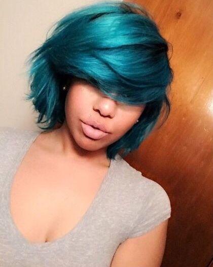 Blue shirt cut  Pinterest: @JENNY