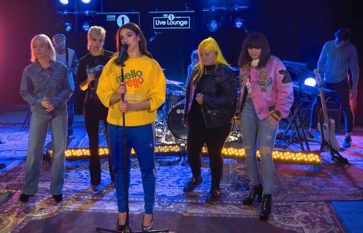 #FemalePower #Singers #DuaLipa #ZaraLarson #PopSong