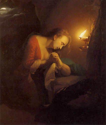 Magdalena Godfried, Schalcken