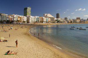 Plaja Las Canteras Gran Canaria