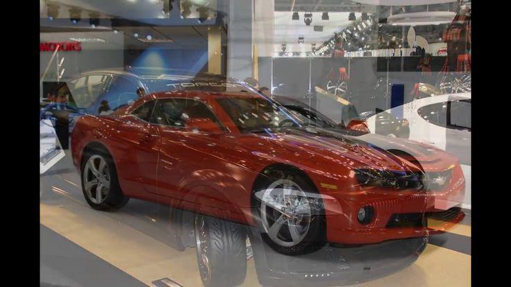 Выставка авто в Екатеринбурге!