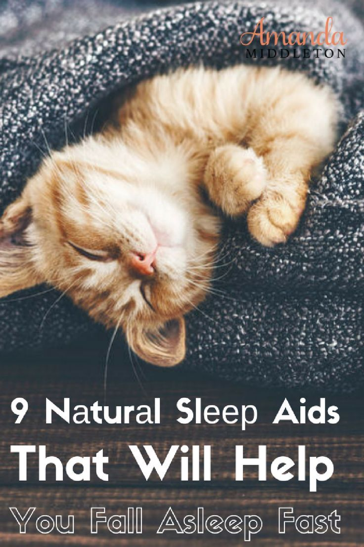 9 Nаturаl Slеер Aids That Will Help You Fall Asleep Fast