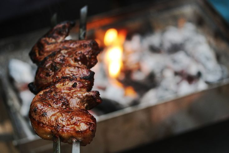 Goat picanha for goatober bbq recipes cooking barbecue