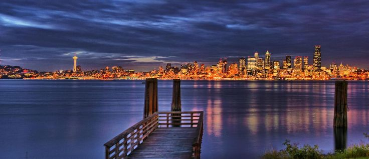 Seattle | Free Wallpaper of Seattle Pan