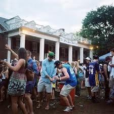 Frat Parties and UGA football games!!!