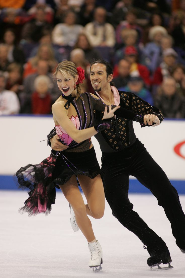 Tanith Belbin and Ben Agosto-Ice Dancing costume inspiration for Sk8 Gr8 Designs.
