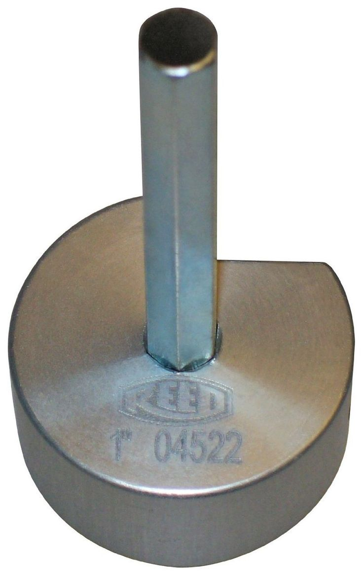 The Drainage Products Store - Reed PPR100 Plastic Pipe Fitting Reamer, 1 Inch, $49.27 (http://stores.drainageproducts.us/reed-ppr100-plastic-pipe-fitting-reamer-1-inch/)