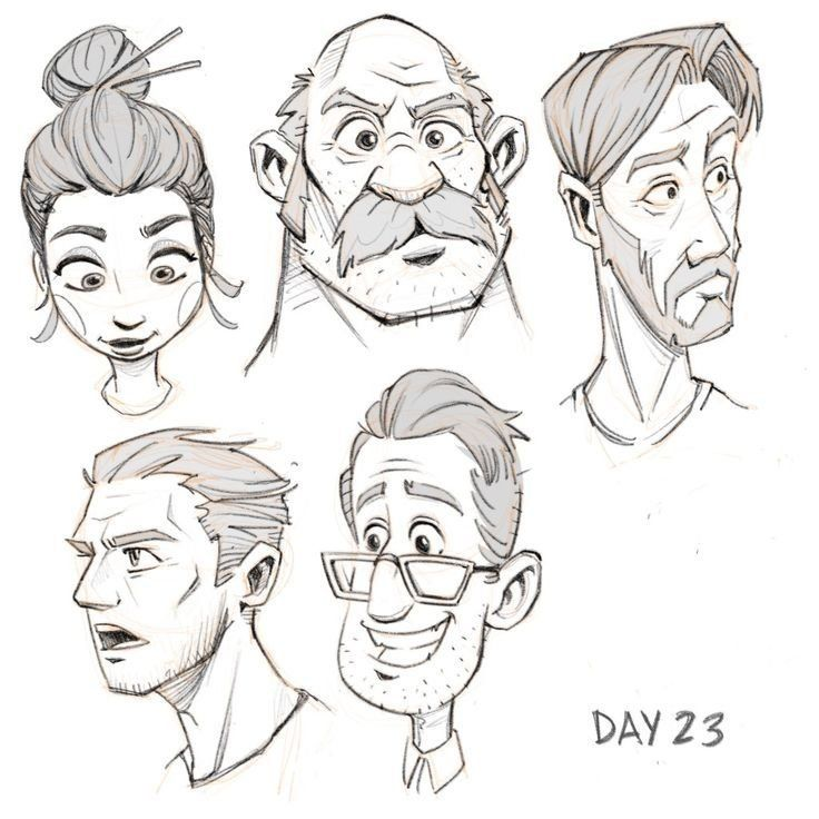 Faces Character Design Faces Character Design Related Post Faces Character Design Faces C In 2020 Cartoon Character Design Character Design Sketches Character Sketches