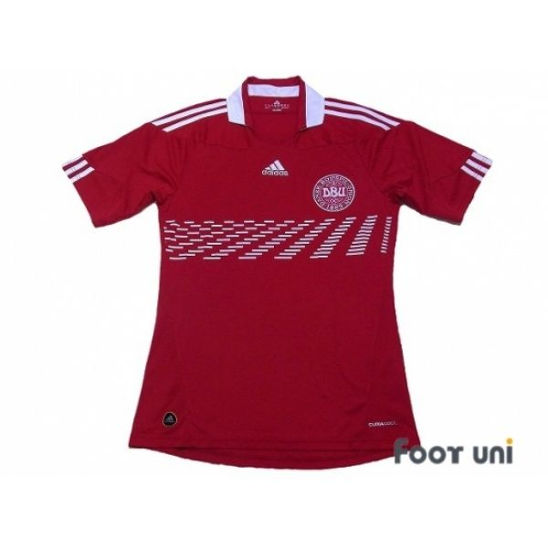 Photo1: Denmark 2010 Home Shirt w/tags - Football Shirts,Soccer Jerseys,Vintage Classic Retro - Online Store From Footuni Japan