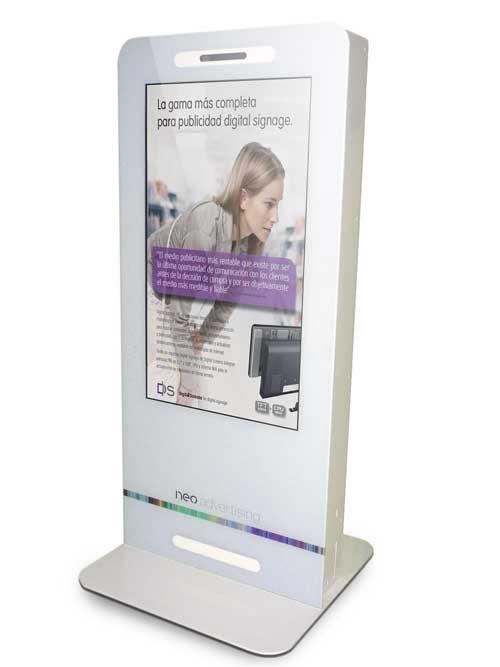 Totem DS - PERSPECTIVA - Premi GiDi 2010 Valor Tecnologic