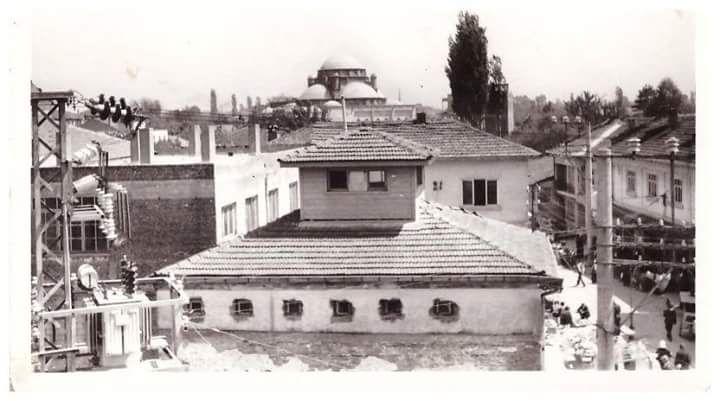 1973 yılı kızılay hamamı