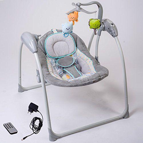 balancelle pour bébé electrique