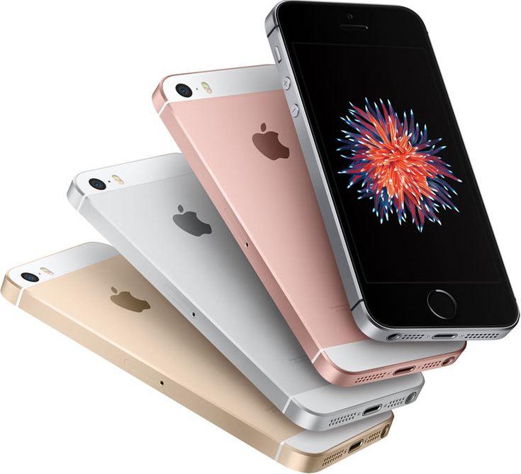 iPhone SE Duplează Spațiul de Stocare și Păstrează același Preț