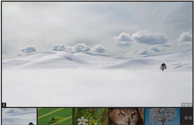 Τα Photo gallery jQuery plugins είναι απαραίτητα σε κάθε κατασκευαστή ιστοσελίδων. Η σύγχρονη κατασκευή ιστοσελίδων απαιτεί να βάζουμε εφε ωστε να εντυπωσιάζουμε τον επισκέπτη. Επίσης τα Photo gallery jQuery plugins είναι χρήσιμα στην προώθηση ιστοσελίδων και στην προβολή ιστοσελίδας. Το jQuery είναι καλύτερο από το flash όταν θέλουμε να προσθέσουμε …