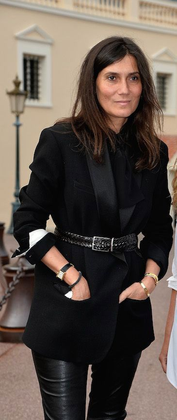 The Rules According to (French Vogue Editor) Emmanuelle Alt - British VOGUE