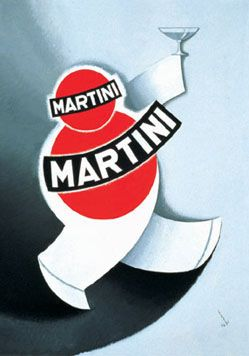 Retro Martini Poster for Sale at NZ Prints