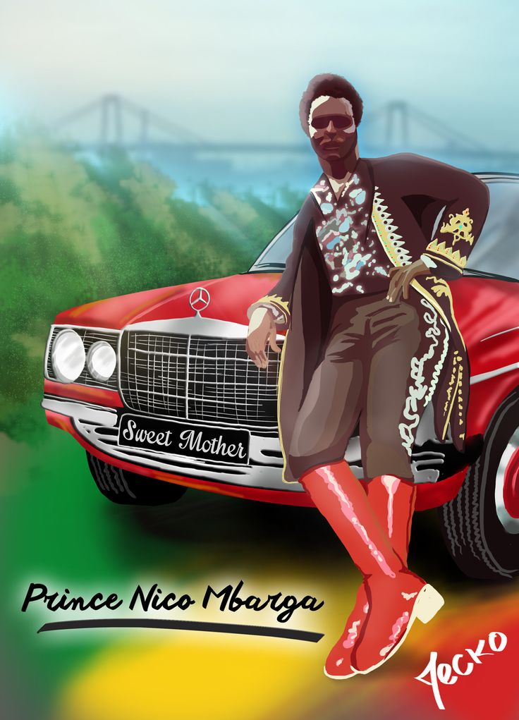Prince Nico Mbarga, JECKO JC on ArtStation at https://www.artstation.com/artwork/41qE2