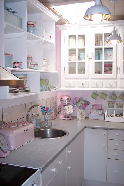 Lulufant: Køkken opdatering