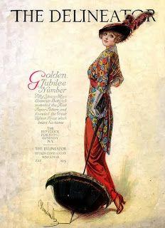 Коллекция картинок: Винтажные обложки журналов
