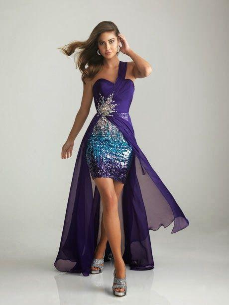 Magníficos Vestidos de Graduación para Adolescentes | Moda 2014