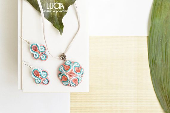 Check out this item in my Etsy shop https://www.etsy.com/listing/223785747/summer-coloured-soutache-jewellery-set