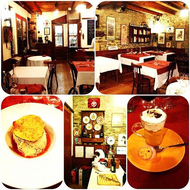 La Sala del ristorante #lacciuganelbosco