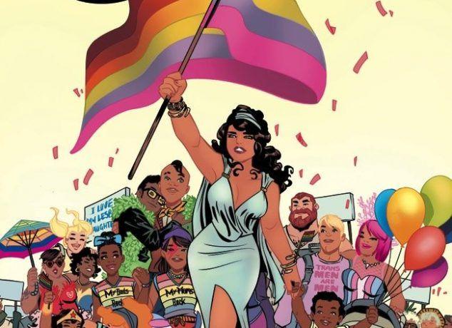 Quand les super-héros s'unissent pour rendre hommage aux victimes d'Orlando