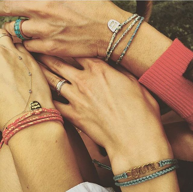 No party like an #ArmParty! Shop Brave and send us your best Arm Party shot #BraveMoments