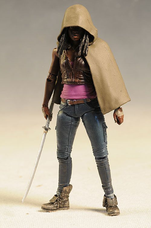 Michonne Walking Dead action figure by McFarlane Toys