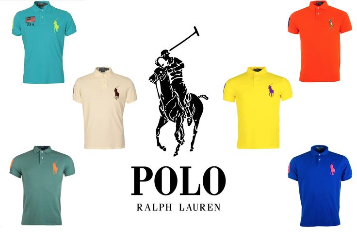 It's all about the Big Pony polo shirts! Shop Ralph Lauren Polos now!