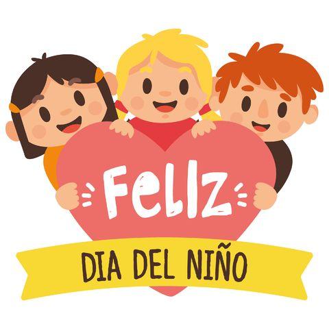 Feliz – Cartel en Vinilo Día Del Niño