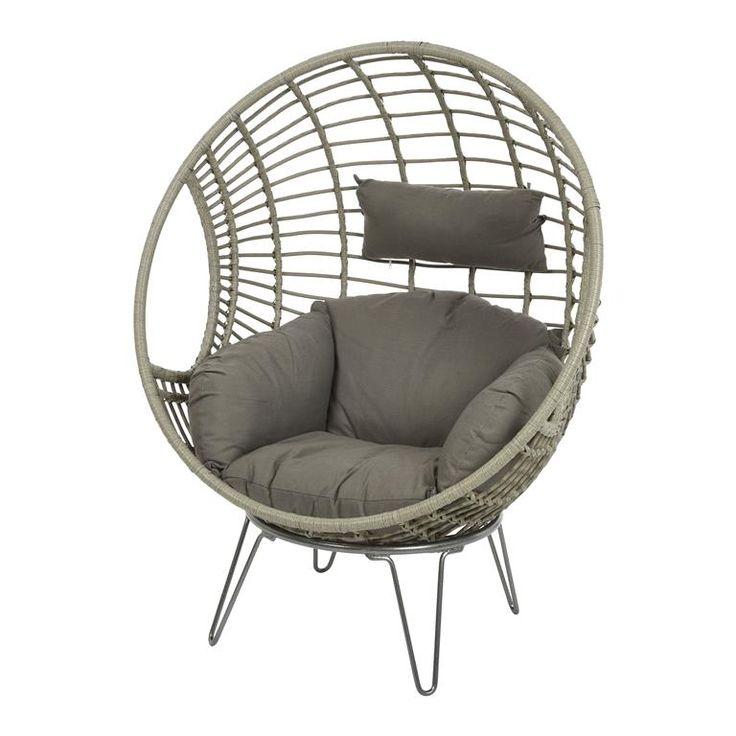 Outdoor Living by Decoris London Loungestoel   Loungestoel ... on Decoris Outdoor Living id=37173