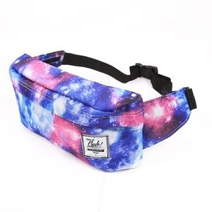Feel the passion of interstellar and galactic like you're one of the stars within, brought to you by our designer we love to introduce to you our latest collection of Waist Bag from CUB TRAVELER with Galaxy Theme, you can wear it on your waist or sling it, the choose is yours, IDR: 200,000, for more complete and detail INFO & how to ORDER it check out our Board lads!! :), #bags #waistbags #slingbags #products #outdoor #traveling #modernoutdoorsman #vsco #vscocam #urbantraveling #galaxy…