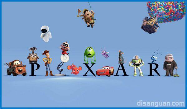 10 Film Produksi Pixar Terbaik dan Terfavorit