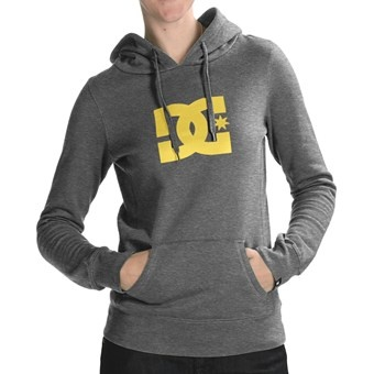 Cotton blend hoodie from DC