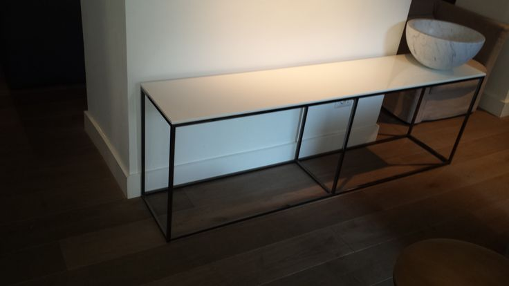 Hardy console, Meridiani