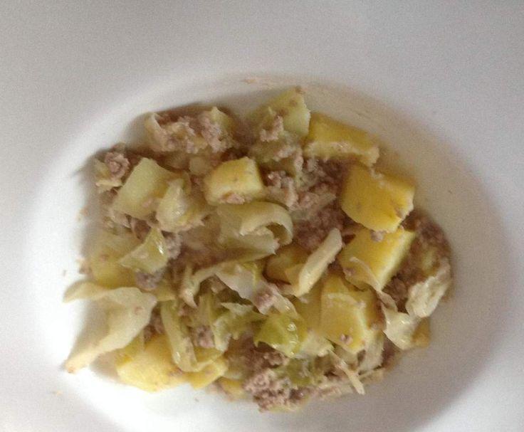 Spitzkohl-Kartoffel-Hackfleisch-Topf (All-in-One) by RuthMPf on www.rezeptwelt.de