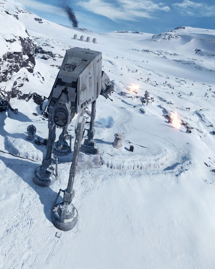 These Star Wars Battlefront Screenshots Are Beautiful - UltraLinx