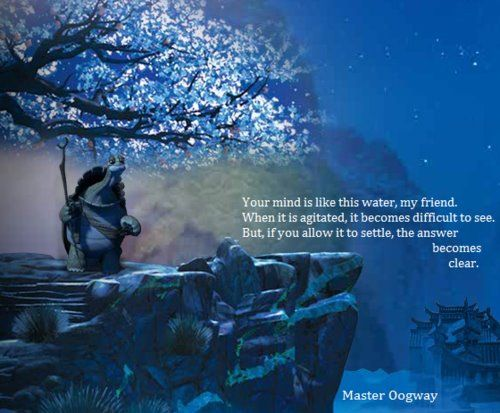 Kung Fu Panda Oogway Quotes: Kunfu Panda, Quotes, Master Oogway