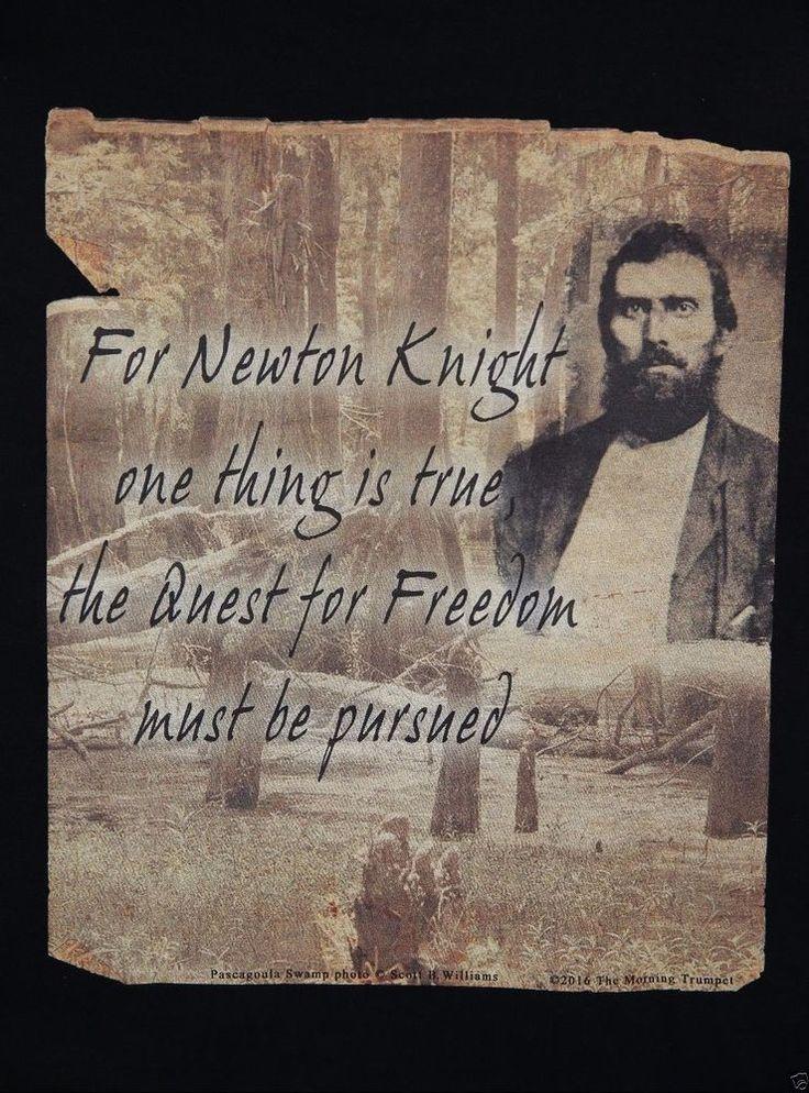Captain Newton Knight shirt