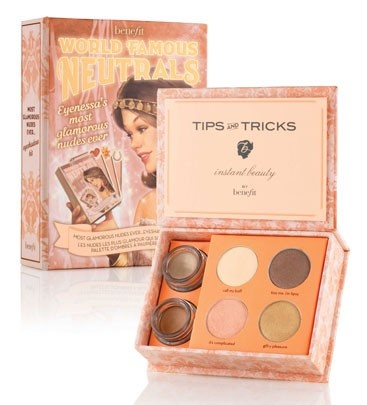 Benefit World Famous Neutrals - Most Glamorous Nudes Ever