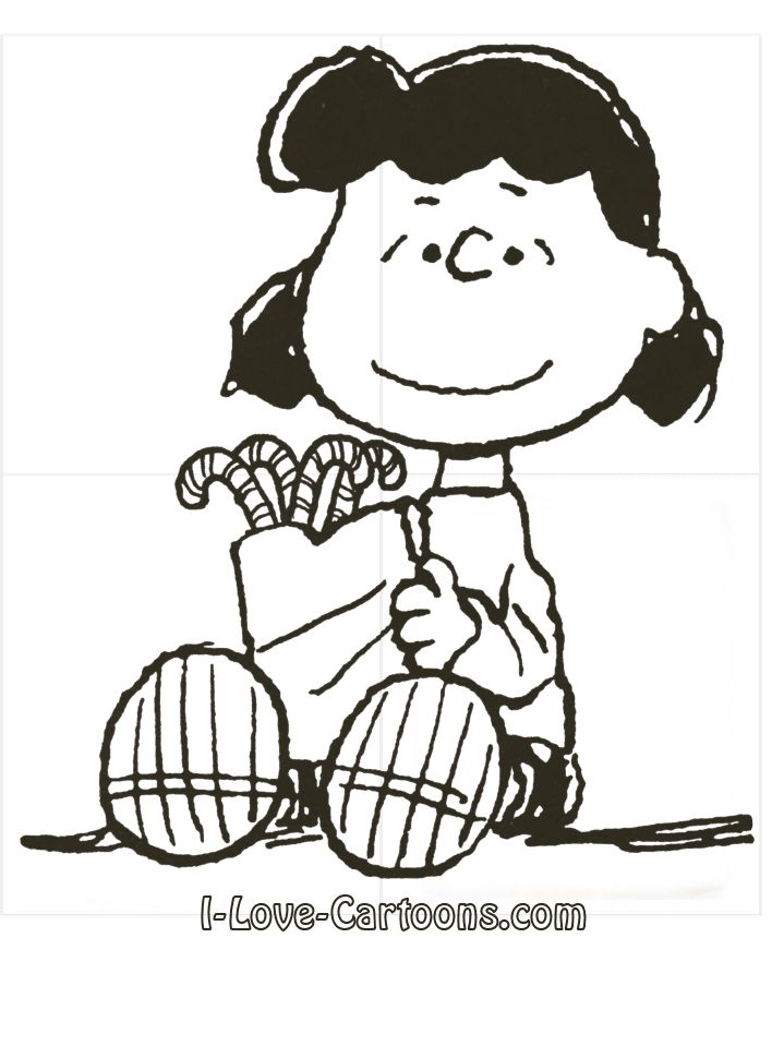 77 best Peanuts images on Pinterest | Coloring pages, Drawings of ...