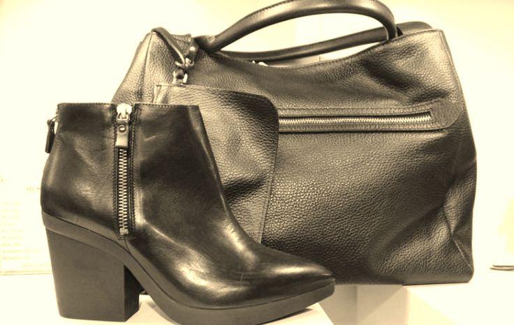 Marsili Store: lo stivaletto >> http://bit.ly/1hHKgiM #womenswear #leathershoes #blacklook #fw2015